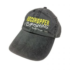 Rockhopper Hat - charcoal